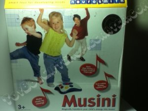 Musini Neurosmith Make #Music by Moving Best Toy Award Turn Child's Energy into Music Family Fun