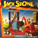 LEGO 4609 Jack Stone Fire Attack Team 94 pc set Firefighter Hours of Imaginary Play