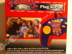 Excalibur Family 10 in 1 Games  Family Fun Night !  Plug & Play  All Ages