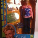 Aaron Carter Doll Collectible Young Singing Sensation with Mic Replica Award Play Along rare