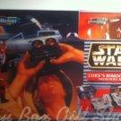 Star Wars Luke's Binoculars Transforms into Scene!Yavin Rebel Base Galactic Gear #starwars 1996