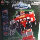 Power Rangers Lost Galaxy Deluxe Centaurus Megazord Transform 5 Galactic Zords Ban Dai Rare