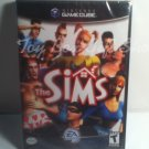 The Sims Get A Life! GameCube Nintendo EA Games #sims Electronic Arts Video Game Rated T  Teen