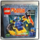 LEGO 4790 Robot Diver 32 pcs At Deep Sea Mission Alpha Team Discontinued Set