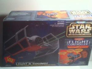 Action Fleet Star Wars Imperial Flight Controller w #Darth Vader�s Tie Fighter #starwars Collector