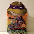 Teenage Mutant Ninja Turtles Biker Don Bike Riding Turtle Donatello 2003 collectible rare