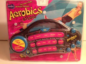 Aerobics Studio The Lean, Mean Workout Machine! Learn New Moves  Create Routines!