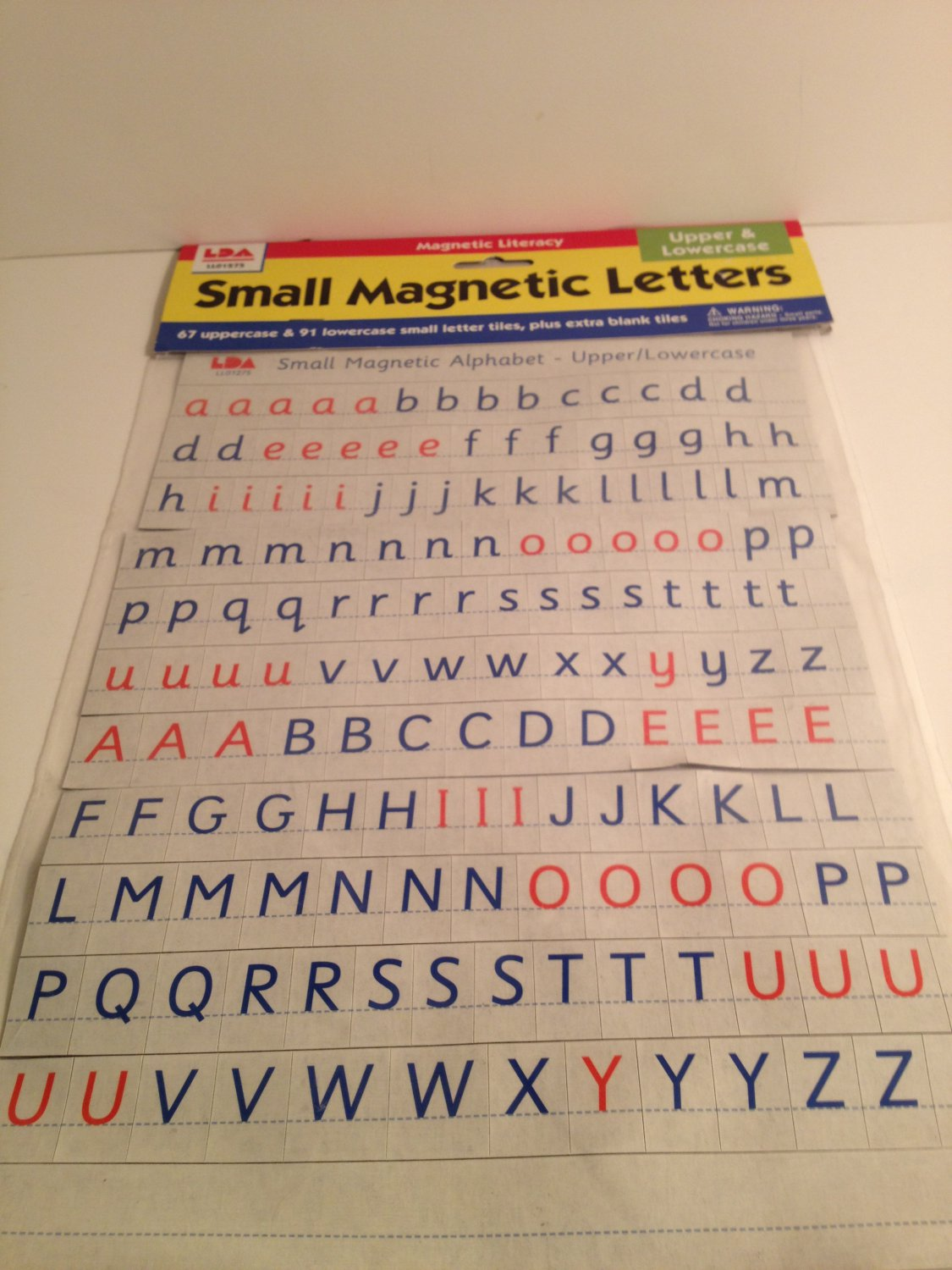 magnetic letters 158 small upper  u0026 lowercase plus extra