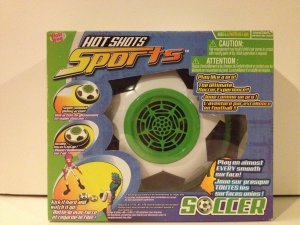 Hot Shots Sports Soccer Indoor/Outdoor Play like a Pro! The Ultimate #Soccer Experience!