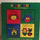 "Jigsaw #Puzzle The Okay Puzzle 24 Pieces Todd Parr Based on ""THE OKAY"" Todd Parr Book #SelfEsteem"