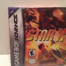 Star X GameBoy Advance GBA Nintendo BAM Entertainment Rated E rare