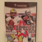 NFL QB Club with EXCLUSIVE QB Challenge Mode! 2002 Nintendo GameCube Rated E Everyone Acclaim Sports