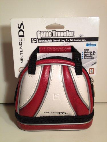Nintendo DS Brunswick Travel Bag GameTraveler Red - Nintendo DS Storage