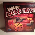 Yahtzee Texas Hold'em Classic Dice Game with Poker Twist Game Night Fun Parker Bros