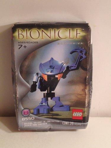 BIONICLE LEGO 8550 Gahlok Va The Original Blue26 pcs #Bionicle #Gahlok Va
