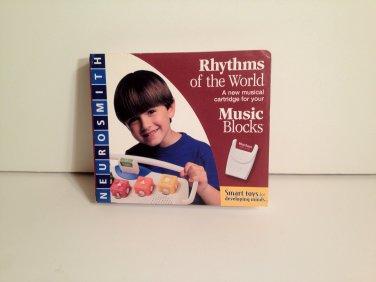 Rhythms of the World Neurosmith #MusicBlocks Cartridge SmartToys for developing minds Music Blocks