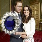 Replica Princess Diana & Kate Engagement Rings  free shipping