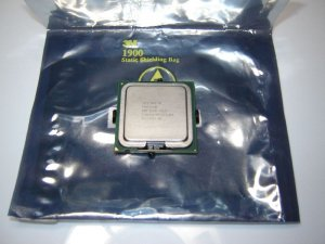 Intel SL8ZH Pentium D Dual Core 2.66GHz 2MB 533MHz Desktop CPU Socket LGA775