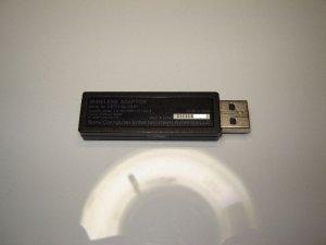 Sony PS3 CECHYA-0081 7.1 Wireless Headset Wifi Wireless Adapter
