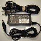 New Original OEM Toshiba PA3822U-1ACA 65 Watt 19V 2.37A Ac Adapter - A045R001L-TO02