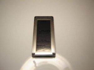 Genuine Sony VGP-MCA20 xD SD MMC Compatible Pro Memory Adapter Reader