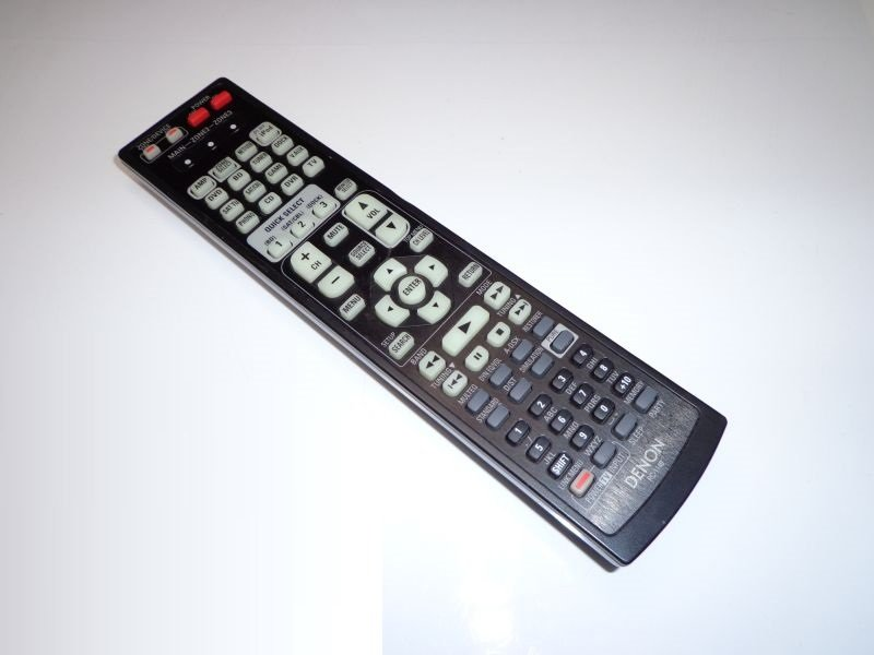 Original Denon Rc 1146 Remote Control