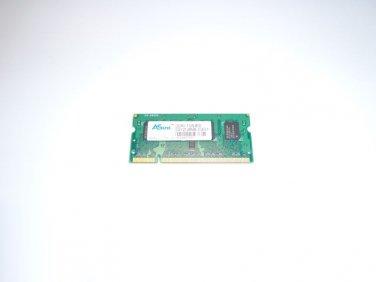 ASint 1GB PC2-6400 DDR2-800 800MHz SSY2128M8-JGEEF Notebook Ram Memory
