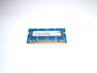 Ramaxel 512MB DDR2 RMN1150EG38D6F-667 1RX8 PC2-5300S-555 LF Laptop Memory