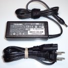 Original OEM Toshiba PA3917U-1ACA PA-1650-81 19V 3.42A Notebook Ac Adapter