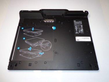 HP 2700 Ultra-Slim Expansion Base QD229AA#ABA 455953-001 Docking Station with DVD-RW Drive