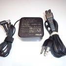 Original OEM Asus ADP-65GD B 19V 3.42 65 Watt Notebook Ac Adapter for Ultrabook