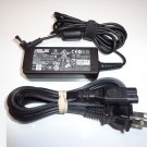 Original OEM ASUS Eee PC ADP-36EH C 12V 3A Ac Adapter - Black