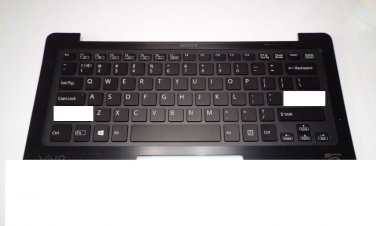 Original Sony Vaio Flip 13 SVF13N13CXB 149266791US Keyboard Replace key & clip Authentic