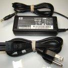 Original OEM HP 380467-003 18.5V 3.5A 65 Watt Laptop Ac Adapter