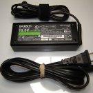 Original OEM SONY VGP-AC19V25 ADP-90TH A 19.5V Notebook Ac Adapter