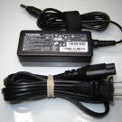 New Original OEM Toshiba PA3822U-1ACA ADP-45SD A 19V 65W 2.37A Notebook Ac Adapter