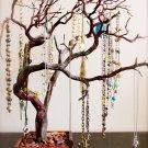 "30"" Red Jewelry Tree"