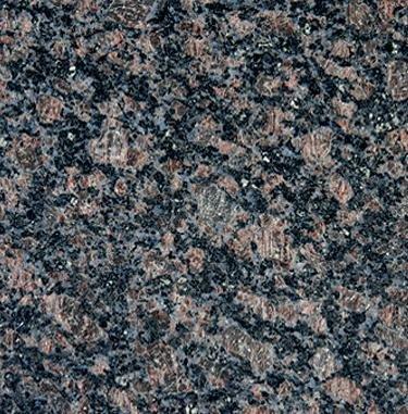 Granite Tile 12x12 Saphire Blue/Brown Polished