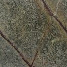 Marble Tile 12x12 Rain Forest Green Polished
