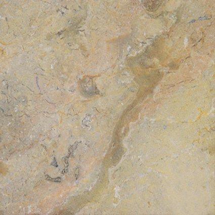 Marble Tile 12x12 Sahara Gold Polished