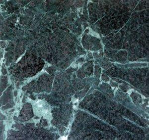 Marble Tile 18x18 Dark Green Polished