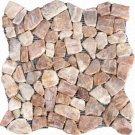 Pebbles 16x16 FLAT - HONEY ONYX
