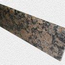 Granite Edge Piece 12x4x3/8 BALTIC BROWN BULLNOSE