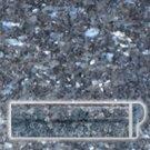 Granite Edge Piece 1x2x12 BLUE PEARL RAIL MOLDING