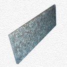 Granite Edge Piece 12x4x3/8 JAVA BROWN BULLNOSE
