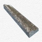 Granite Edge Piece 12x2x1.34 JAVA BROWN MARTEL