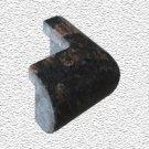 Granite Edge Piece 3x1.75x1.18 TAN BROWN PRESCOTT OUT CORNER