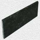 Granite Edge Piece 12x4x3/8 VERDE BUTTERFLY BULLNOSE