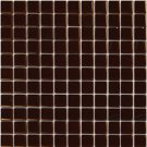 Mosaics 1X1 GLASS BROWN (Crystallized Blend) 12x12