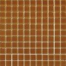 Mosaics 1X1 GLASS MOCHA (CrystallizedBlend) 12x12